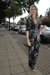 Sarah Jayne Dunn at Terance Paul Salon Launch in Hale