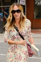 """Sarah Jessica Parker - Arrives for """"Today"""" Show in New York 06/13/2018"""