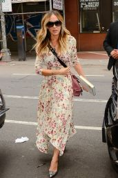"Sarah Jessica Parker - Arrives for ""Today"" Show in New York 06/13/2018"