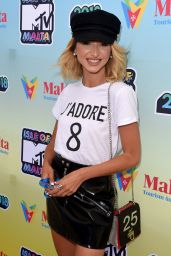 Sarah Zerafa – Isle of MTV Press Conference in Malta 06/27/2018