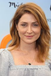 Sasha Alexander - Children Mending Hearts Empathy Rocks Fundraiser in LA