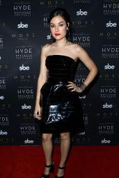"Sasha Grey - Kicks Off Inaugural ""Stereo Hyde"" With Electrifying DJ Set in Las Vegas"