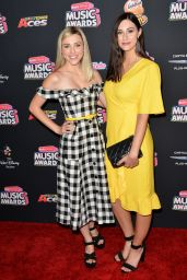 Savannah Shay Burhoe and Amanda Quinn Burhoe – 2018 Radio Disney Music Awards in LA