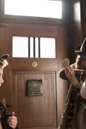 "Scarlett Johansson - WW2 Satire ""Jojo Rabbit"" s028"
