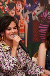 "Selena Gomez - ""Hotel Transylvania 3: Summer Vacation"" Press Junket in West Hollywood"