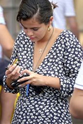 Selena Gomez on Holiday in Capri 06/18/2018