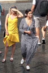 Selena Gomez on Holiday in Capri 06/18/2018