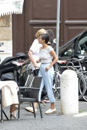 Selena Gomez - Out in Rome 06/19/2018