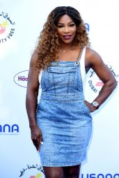 Serena Williams – WTA Tennis on The Thames Evening Reception in London 06/28/2018