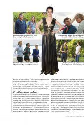 Shailene Woodley - Psychologies Magazine UK July 2018
