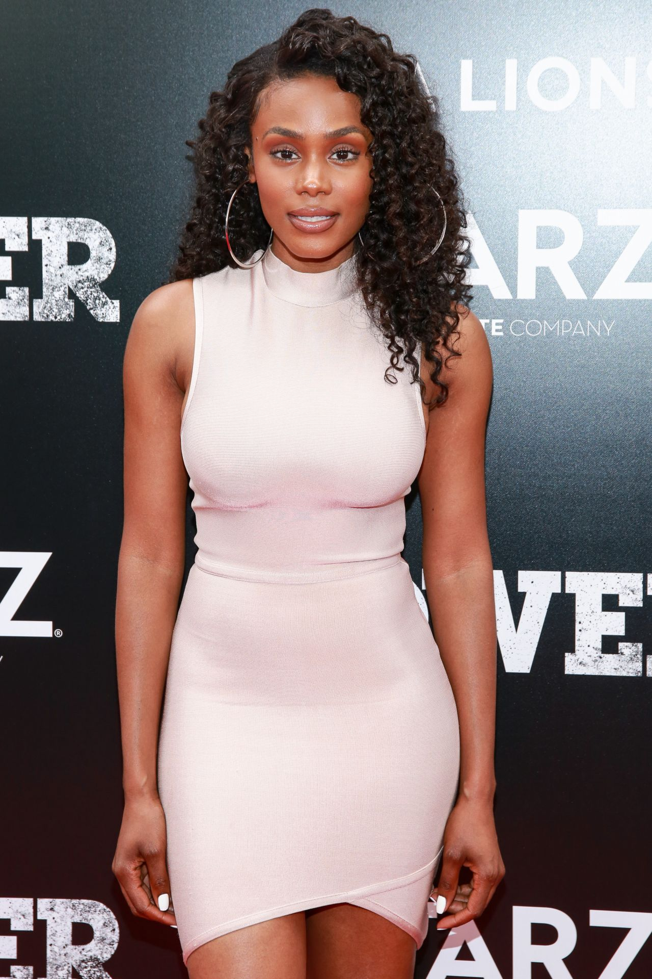 Shannon Thornton Power Tv Show Premiere In Ny