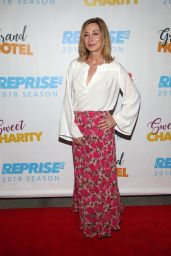 """Sharon Lawrence – Reprise 2.0 Presents """"Sweet Charity"""" Play in LA 06/20/2018"""