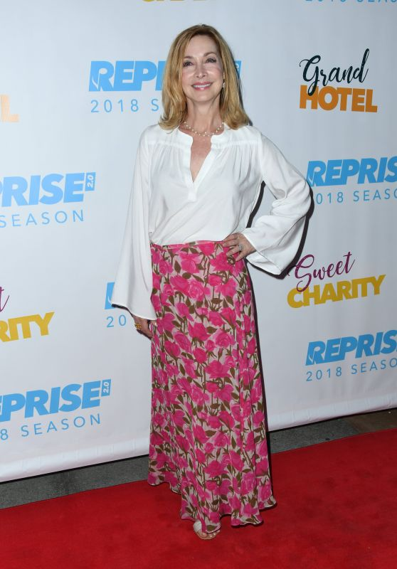 "Sharon Lawrence – Reprise 2.0 Presents ""Sweet Charity"" Play in LA 06/20/2018"