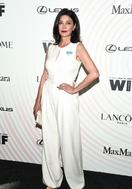 Shohreh Aghdashloo – 2018 Women In Film Crystal and Lucy Awards in LA