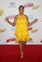 "Simone Missick – ""Ant-Man and the Wasp"" Premiere in LA"