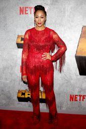 """Simone Missick – """"Luke Cage"""" TV Series Premiere in New York"""