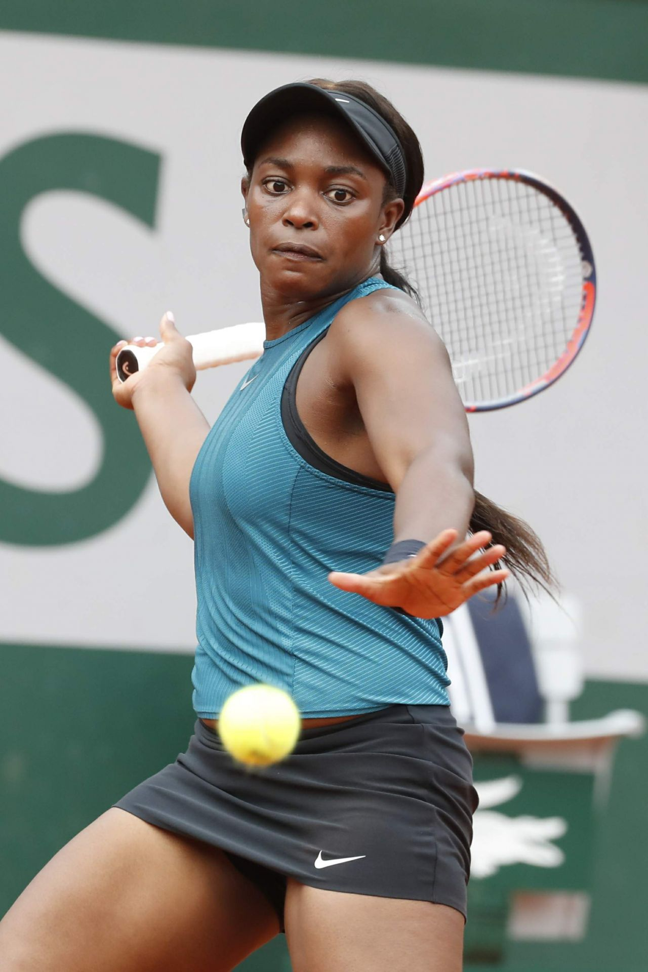 Sloane Stephens Latest Photos - CelebMafia