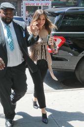 Sophia Bush - Arriving at Her Hotel in New York 06/12/2018