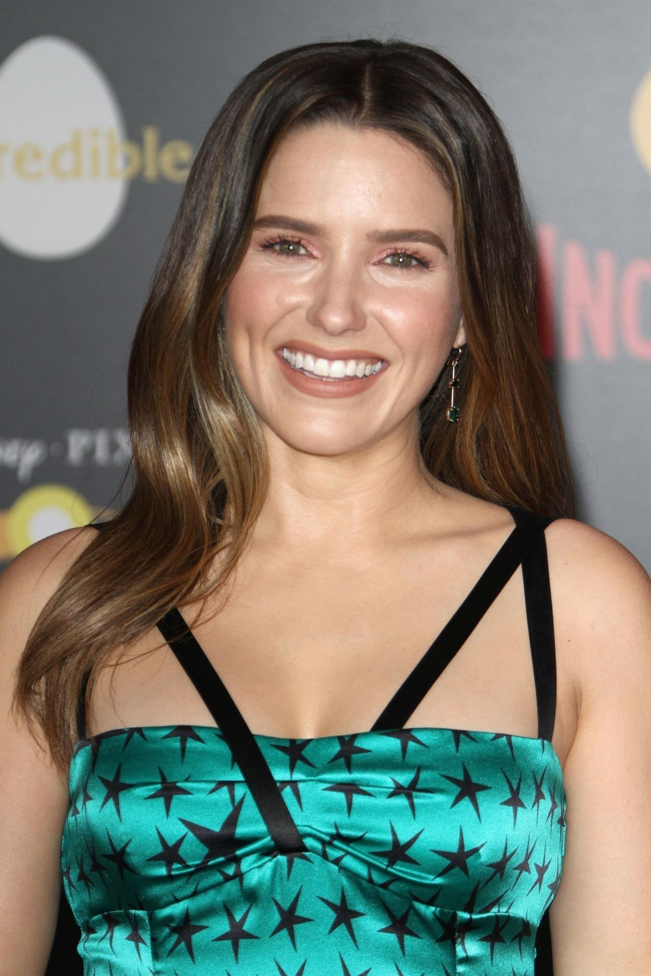 Sophia Bush Incredibles 2 World Premiere In Hollywood