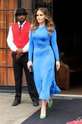 Sophia Bush - Leaving the Bowery Hotel in New York 06/13/2018