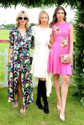 Sophie Ball – Cartier Queens Cup Polo in Windsor 06/17/2018