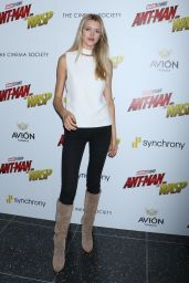 """Sophie Longford – """"Ant-Man and the Wasp"""" Premiere in New York"""