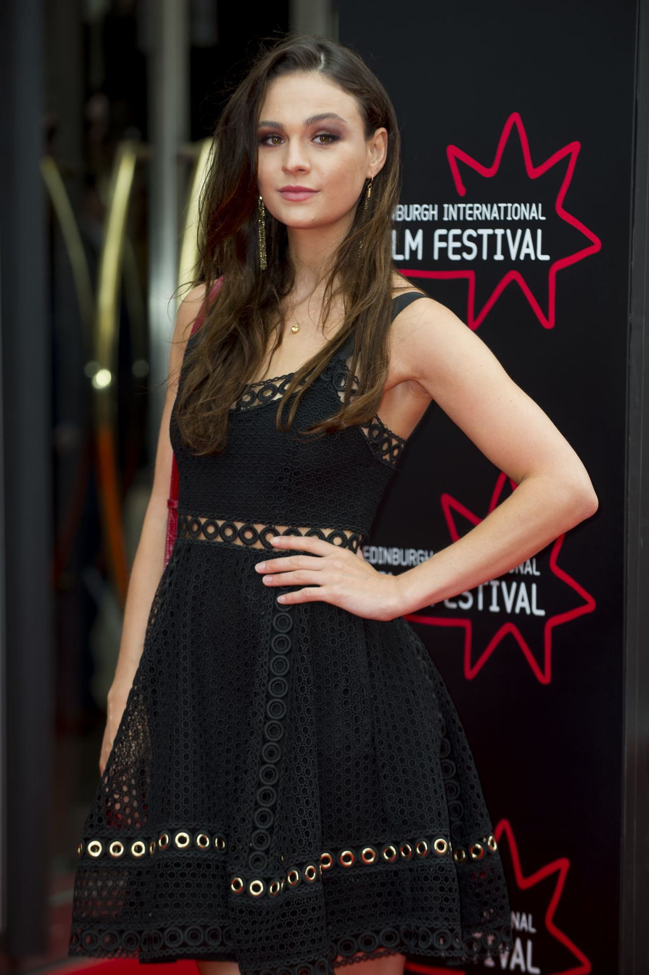 Sophie Skelton Edinburgh International Film Festival 06