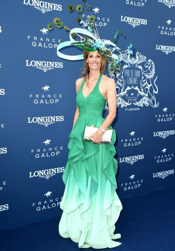 Sophie Thalmann - Longines 2018 in Chantilly