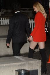 Sophie Turner and Joe Jonas - After Party at Max Watts in Moore Park 06/18/2018