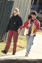 Sophie Turner and Joe Jonas go for a Stroll in Bondi 06/16/2018