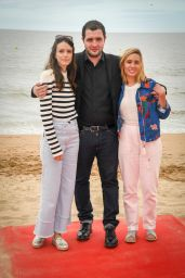 "Stacy Martin – ""Roulez Jeunesse"" Photocall at Cabourg Film Festival"