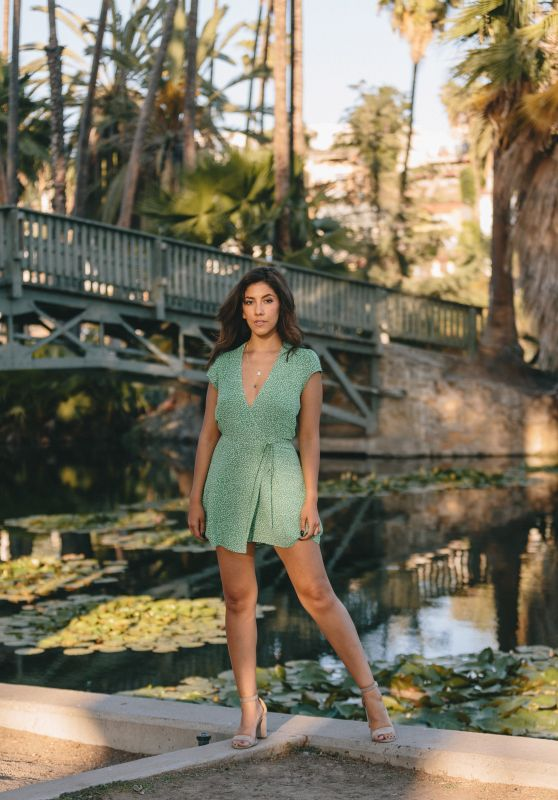 Stephanie Beatriz Photoshoot For Gq June 2018