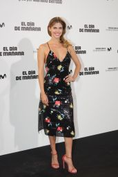 "Stephanie Cayo – ""El Dia de Manana"" Premiere in Madrid"