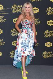 Stephanie Quayle – 2018 CMT Music Awards in Nashville