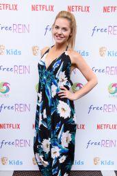 "Stephanie Waring – BAFTA Kids ""Free Rein"" TV Show Season 2 Preview in London"