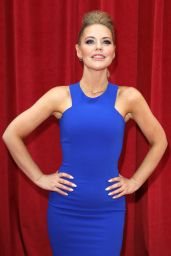 Stephanie Waring – British Soap Awards 2018 in London