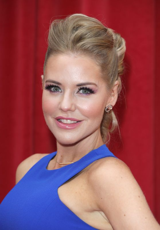 Stephanie Waring – British Soap Awards 2018 in London