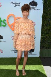 Storm Reid – Children Mending Hearts Empathy Rocks Fundraiser in LA