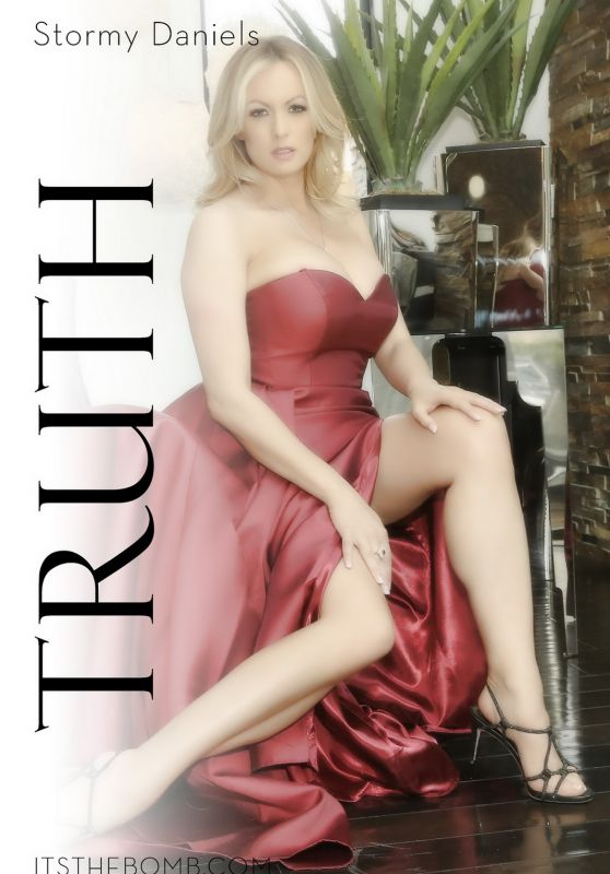 "Stormy Daniels - ""Truth"" Fragrance Campaign (2018)"