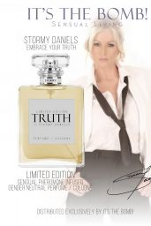 """Stormy Daniels - """"Truth"""" Fragrance Campaign (2018)"""
