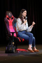 Summer Glau - Q&A Panel at Supanova Sydney