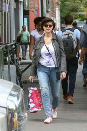Susan Sarandon Street Style - New York City 06/15/2018
