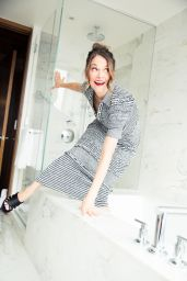 Sutton Foster - Photoshoot for Coveteur 2018