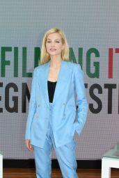 Sylvia Hoeks - Filming Italy Sardegna Festival, Cagliari 06/15/2018