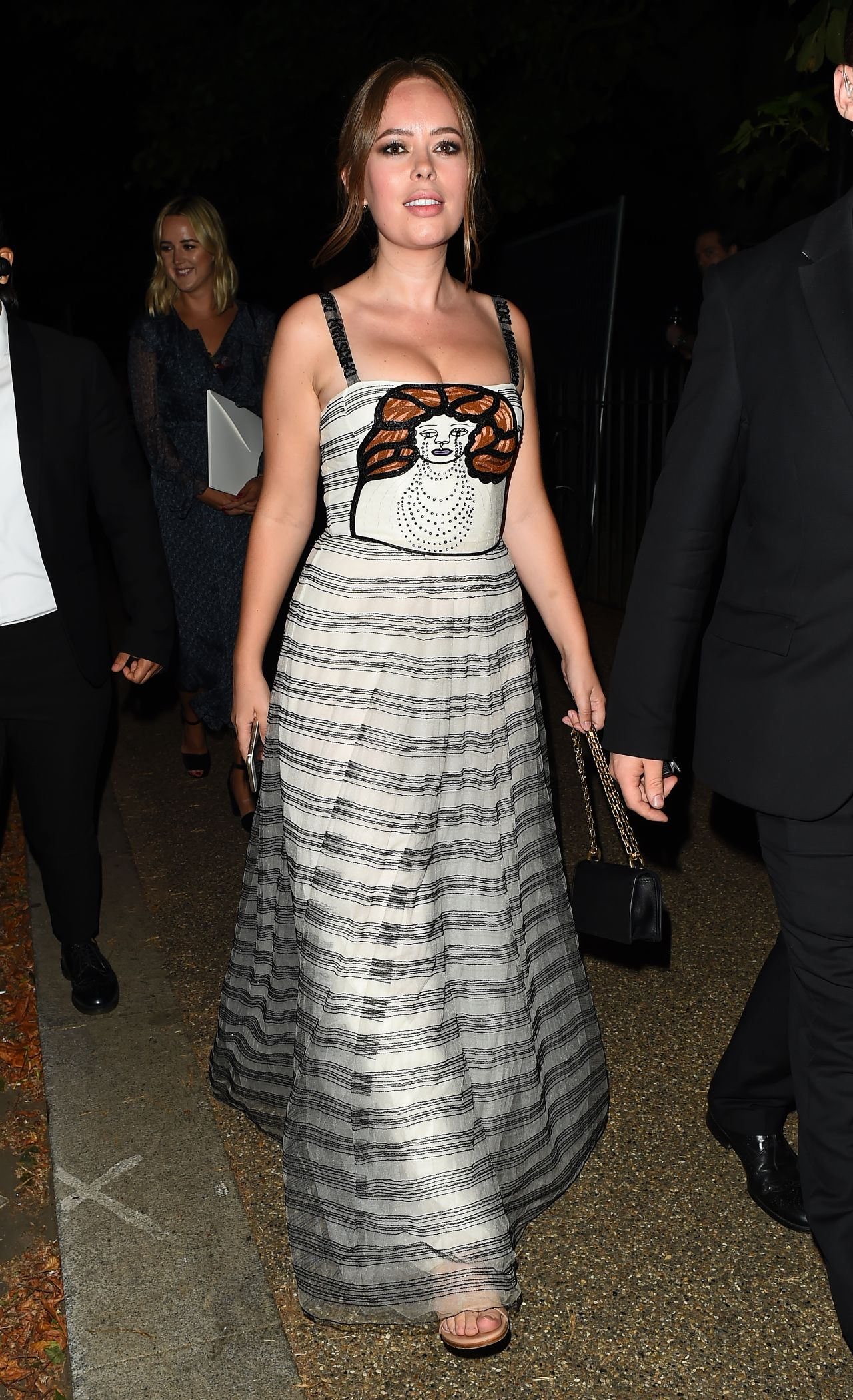 tanya burr � serpentine gallery summer party in london 06