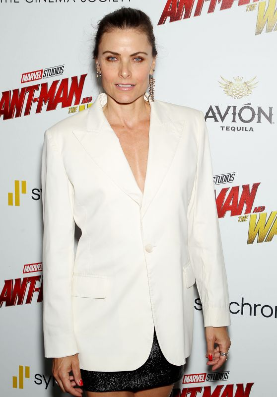 "Tara Westwood – ""Ant-Man and the Wasp"" Premiere in New York"