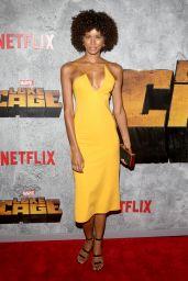 "Tarah Rodgers – ""Luke Cage"" TV Series Premiere in New York"