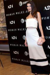 "Teresa Moore – ""Woman Walks Ahead"" Special Screening in NY 06/26/2018"