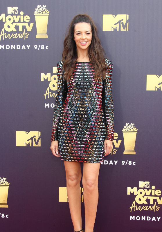 Terri Seymour – 2018 MTV Movie And TV Awards in Santa Monica