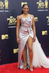 Tiffany Haddish – 2018 MTV Movie And TV Awards in Santa Monica